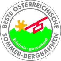 Logo beste Sommer-Bergbahnen Österreich