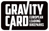 Logo Gravity Card | Bikepark Bad Kleinkirchheim, Kärnten
